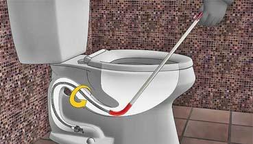 Tuvalet Tıkanıklığı Açma